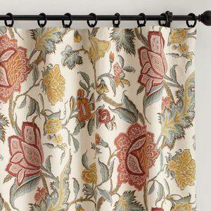POTTERY BARN: Cynthia Palampore Pocket Curtains